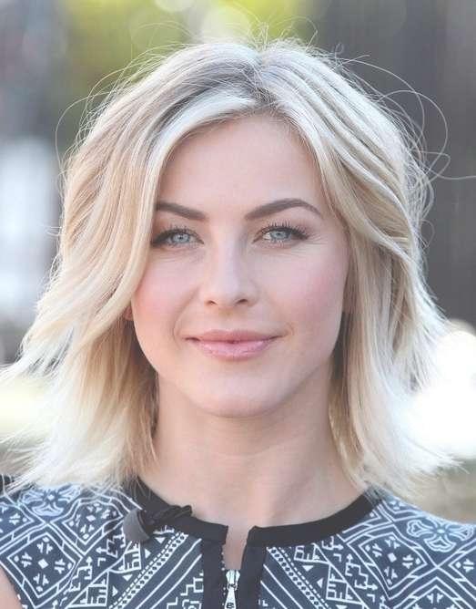 2014 Julianne Hough Hairstyles: Medium Layered Haircut – Pretty For Most Recent Julianne Hough Medium Haircuts (View 17 of 25)