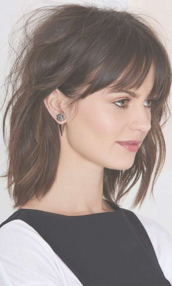 2016 Medium Hairstyles For Women Over 40 – Digihairstyles Inside Most Current Medium Haircuts Over (View 23 of 25)