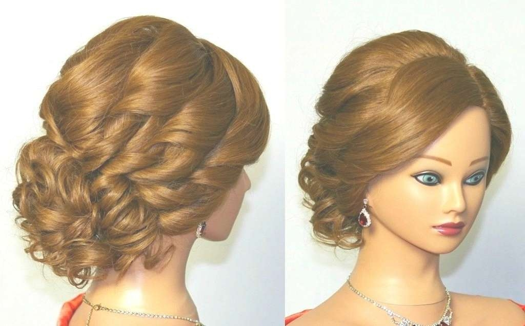 2018 Popular Long Hairstyles Formal Occasions Pertaining To 2018 Medium Hairstyles Formal Occasions (View 22 of 25)