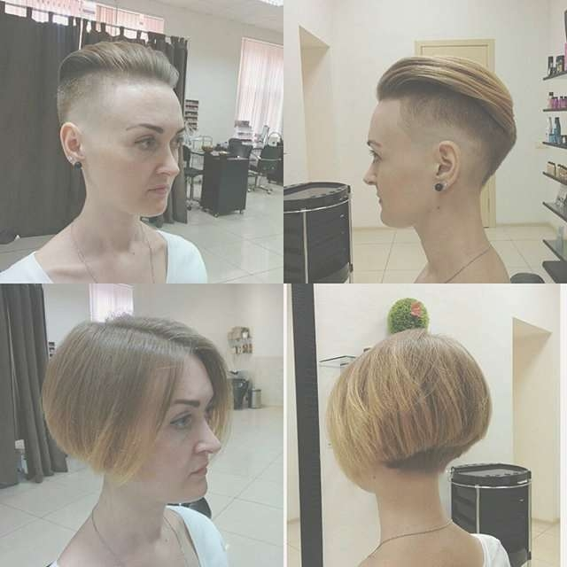 207 Best Short Bob Hairstyles Images On Pinterest | Bobs, Short Intended For Bob Haircuts Makeover (View 7 of 25)