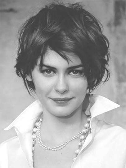 209 Best Audrey Tautou Images On Pinterest | Audrey Tautou With Regard To Most Current Audrey Tautou Medium Haircuts (View 19 of 25)