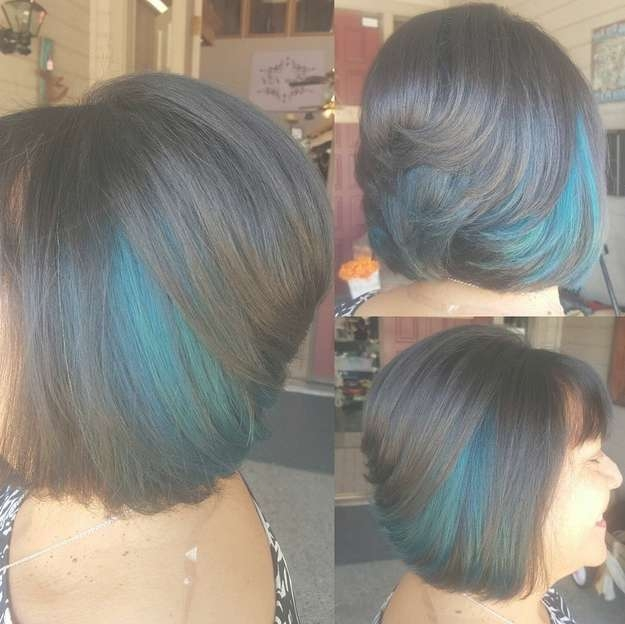 21 Gorgeous Stacked Bob Hairstyles – Popular Haircuts Within Unique Bob Haircuts (View 12 of 25)