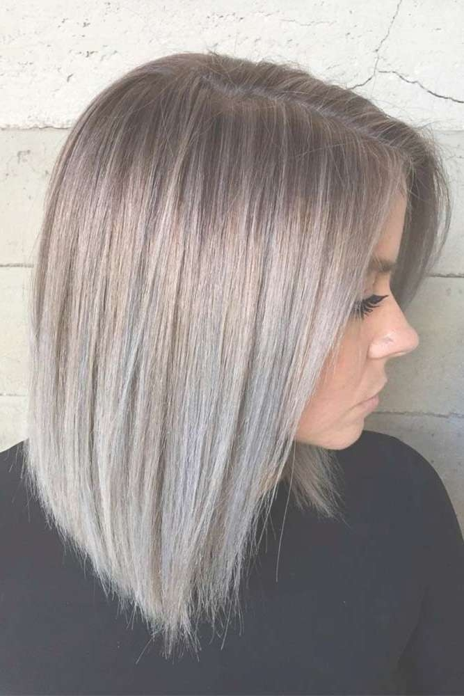 21 Inspiring Medium Bob Hairstyles For 2018 – Mob Haircuts With Medium Bob Cut Hairstyles (View 5 of 25)
