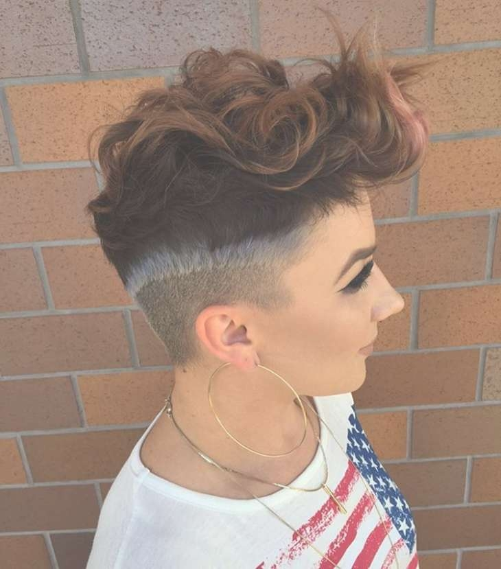 21+ Short Fine Haircut Ideas, Designs | Hairstyles | Design Trends With Newest Medium Haircuts For Studs (View 3 of 25)