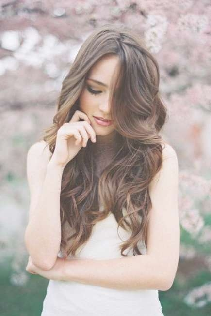 21 Wedding Hairstyles For Long Hair | More Regarding Recent Long Hairstyle For Wedding (View 21 of 25)