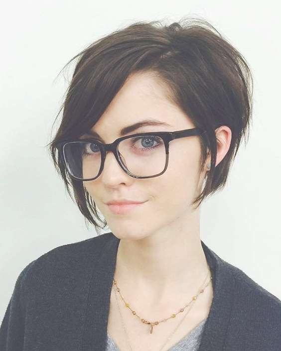 22 Amazing Long Pixie Haircuts For Women – Daily Short Hairstyles 2018 Within Current Edgy Asymmetrical Medium Haircuts (View 6 of 25)
