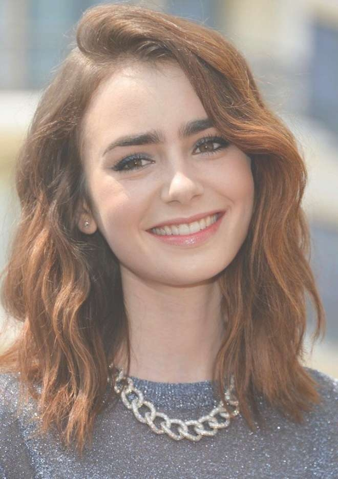 22 Best Haircuts Images On Pinterest | Hair Cut, Medium Hair And In Most Popular Cute Celebrity Medium Haircuts (View 11 of 25)