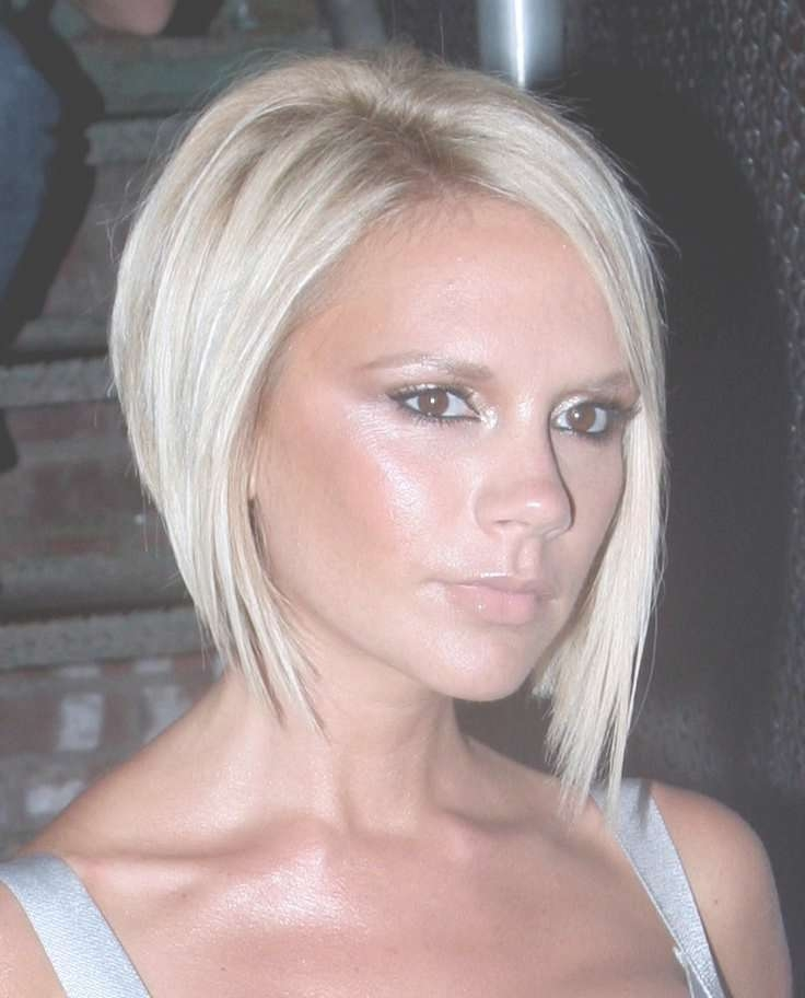 22 Best Pob – Posh Spice Bob Images On Pinterest | Short Hair For Most Up To Date Posh Spice Medium Hairstyles (View 12 of 15)