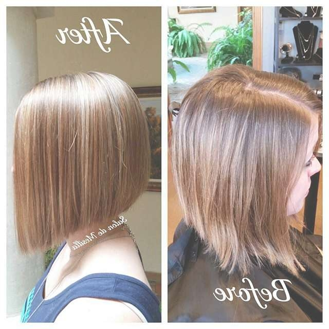 22 Chic A Line Bob Hairstyles – Hairstyles Weekly In Bob Haircuts Makeover (View 20 of 25)