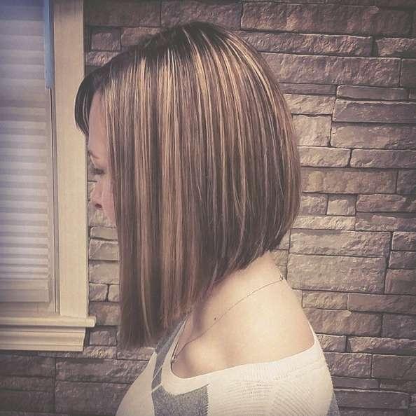 22 Cute & Classy Inverted Bob Hairstyles – Pretty Designs Regarding Newest Inverted Bob Medium Haircuts (View 9 of 25)