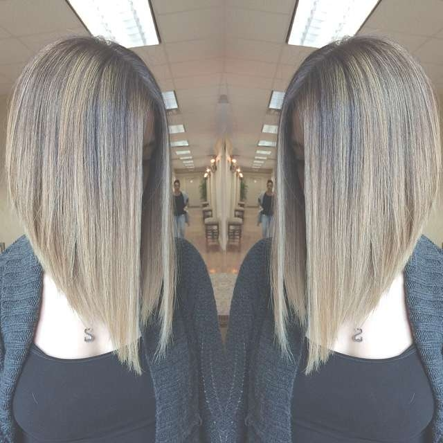 22 Cute & Classy Inverted Bob Hairstyles – Pretty Designs With Most Current Inverted Medium Haircuts (View 19 of 25)