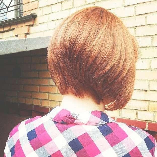 22 Cute Graduated Bob Hairstyles: Short Haircut Designs – Popular In Graduated Bob Hairstyles (View 23 of 25)