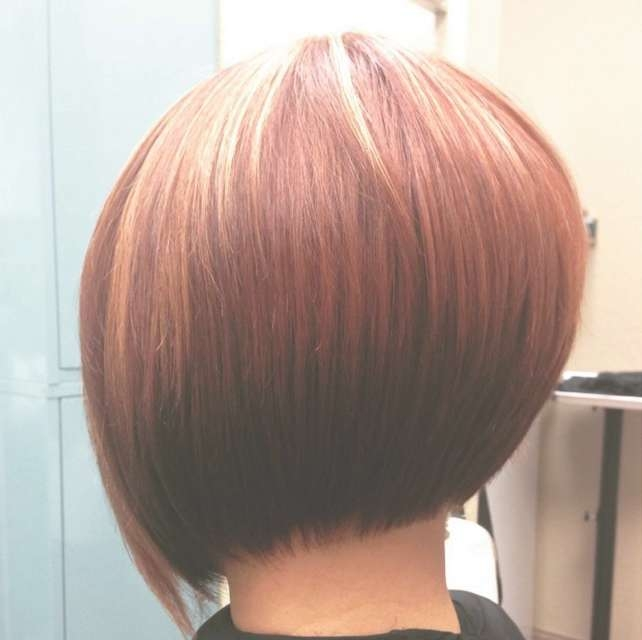 22 Cute Graduated Bob Hairstyles: Short Haircut Designs – Popular Intended For Graduated Bob Hairstyles (View 14 of 25)
