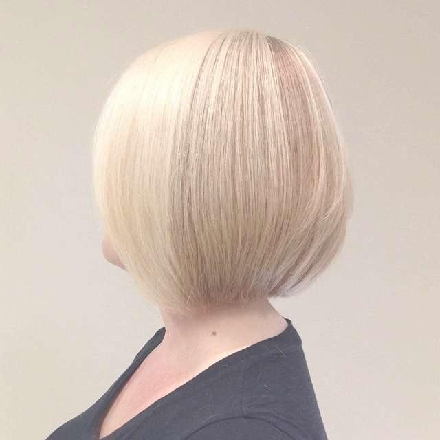 22 Cute Graduated Bob Hairstyles: Short Haircut Designs – Popular Throughout Graduated Bob Hairstyles (View 11 of 25)