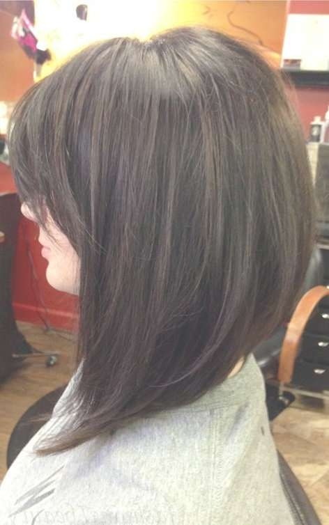 22 Popular Medium Hairstyles For Women 2018 – Shoulder Length Hair Throughout Best And Newest Inverted Medium Haircuts (View 9 of 25)