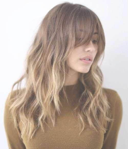 Featured Photo of Medium Haircuts Bangs