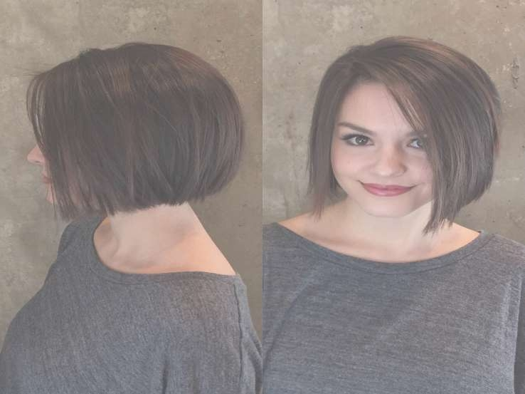 22 Stick Straight Bob Haircuts With Style 2018 | Hairstyle Guru Within Straight Bob Hairstyles (View 17 of 25)