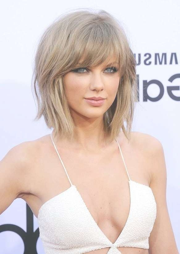 22 Trendy Bob Hairstyles With Bangs – Popular Haircuts With Bob Hairstyles With Bangs (View 21 of 25)