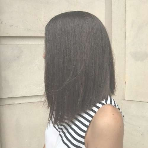 23 Angled Bob Hairstyles Trending Right Right Now For 2018 Throughout Angled Bob Haircuts (View 11 of 25)