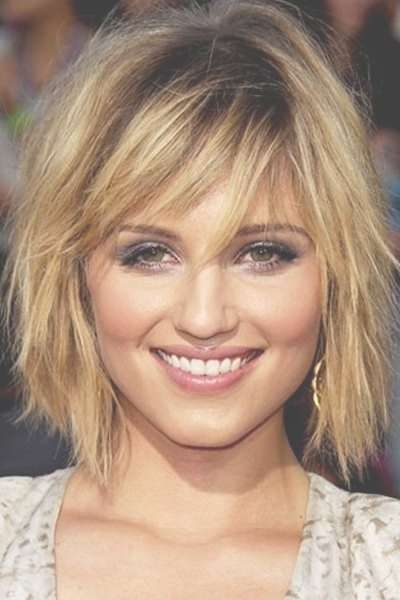 23 Best Coiffure Images On Pinterest | Short Hair, Bob Hairstyles Inside 2018 Messy Medium Haircuts For Women (View 2 of 25)