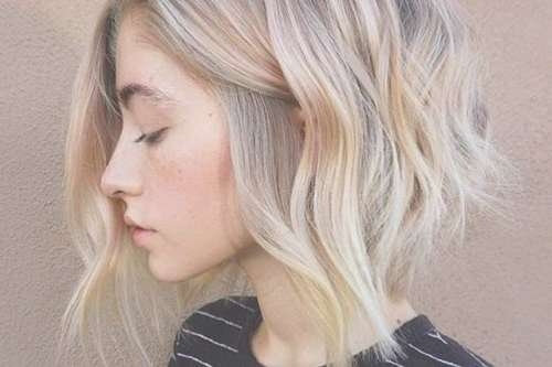 23 Chin Length Bob Hairstyles That Will Stun You (2018 Trends) Within Jaw Bob Haircuts (View 12 of 25)