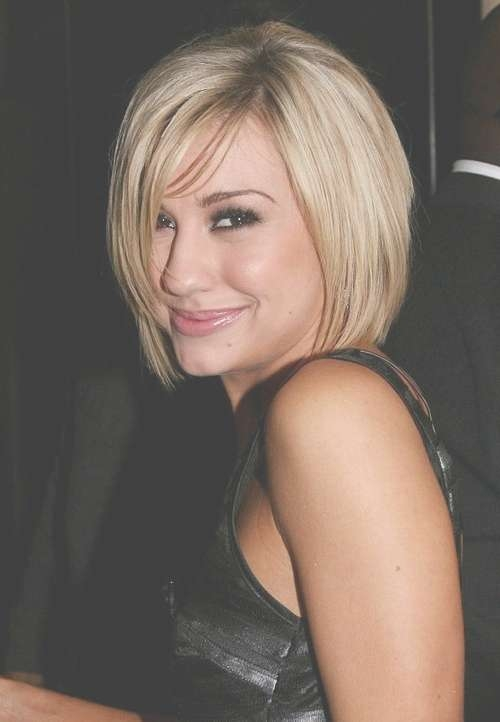 23 Head Turning Short Bob Hairstyles With Bangs For Women Regarding Most Recent Medium Hairstyles With Big Bangs (View 12 of 15)