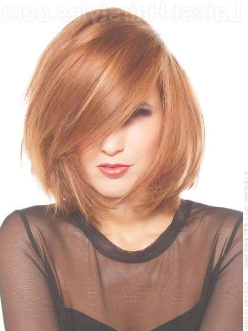 23 Medium Hairstyles For Oval Faces You Gotta See Regarding Newest Oval Face Shape Medium Haircuts (View 9 of 25)