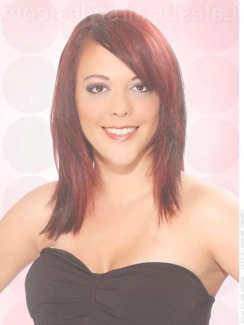 Featured Photo of Oval Face Shape Medium Haircuts