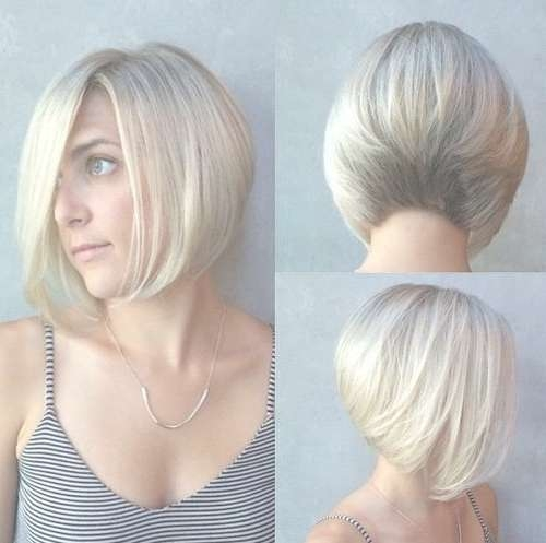 23+ Trending Graduated Bob Hairstyles Ideas – Hairiz With Regard To Current Graduated Medium Haircuts (View 18 of 25)