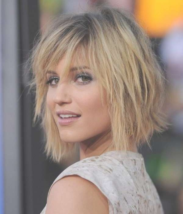 24 Best Hair Style Images On Pinterest   Hair Cut, Hairstyle Short Intended For Most Popular Edgy Medium Haircuts For Round Faces (View 5 of 25)