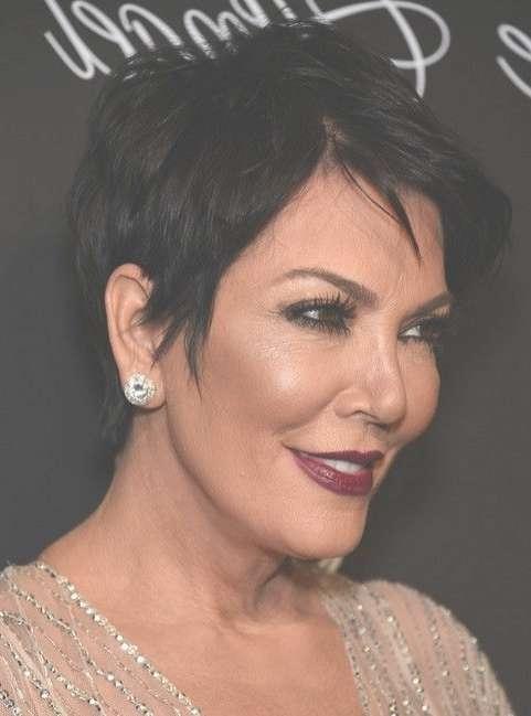 242 Best Kris Images On Pinterest | Kardashian Jenner, Kris Jenner In Most Recent Kris Jenner Medium Haircuts (View 16 of 25)