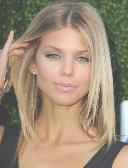 25 Best 1000 Medium Hairstyles Pictures 2017 Images On Pinterest Regarding Best And Newest Medium Hairstyles For Fine Hair And Long Face (View 7 of 15)