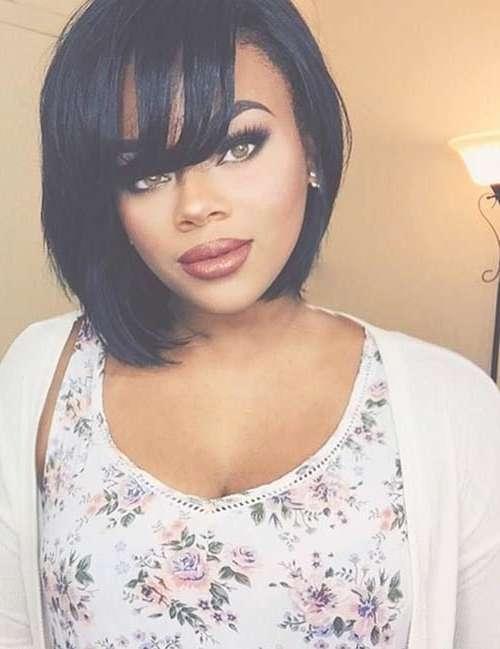 25 Best Bob Haircuts Black Women Bob Hairstyles 2015 Short Black Regarding Black Bob Haircuts (View 12 of 25)