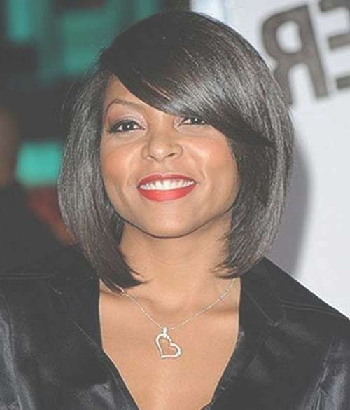 for Short medium women black hairstyles bob