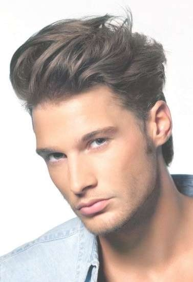 25 Best Hair Style Images On Pinterest | Man's Hairstyle, Men's Intended For Current Medium Hairstyles For Women With Big Ears (View 2 of 15)