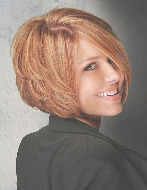 25 Best Layered Bob Pictures | Bob Hairstyles 2017 – Short In Short Layered Bob Hairstyles (View 13 of 25)
