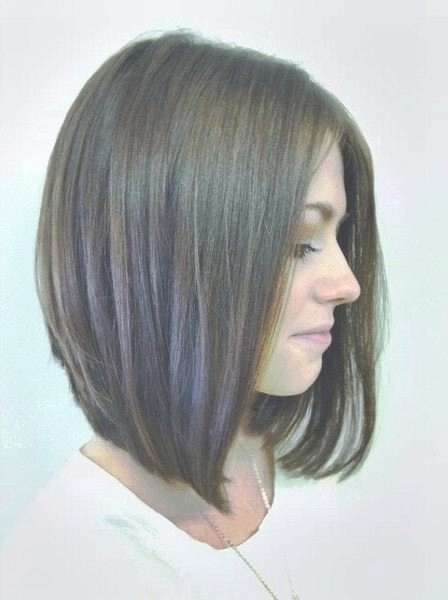 25 Best Long Angled Bob Hairstyles We Love – Hairstylecamp With Regard To Angled Bob Haircuts (View 15 of 25)