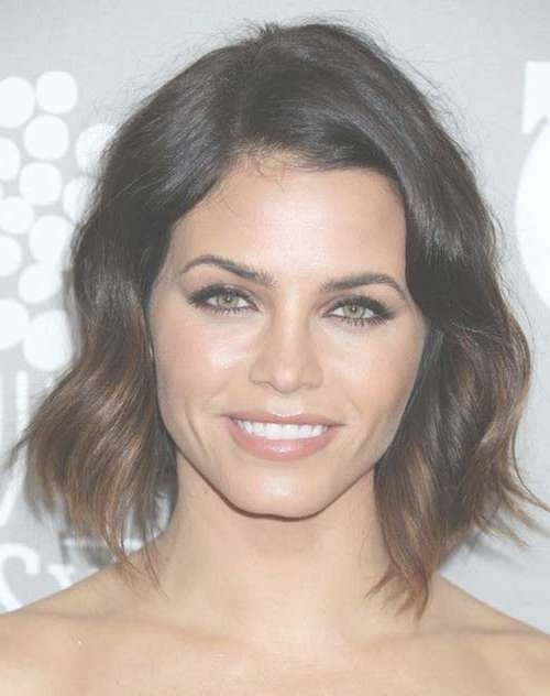 25 Best Wavy Bob Hairstyles | Short Hairstyles 2016 – 2017 | Most For Wavy Bob Hairstyles (View 20 of 25)