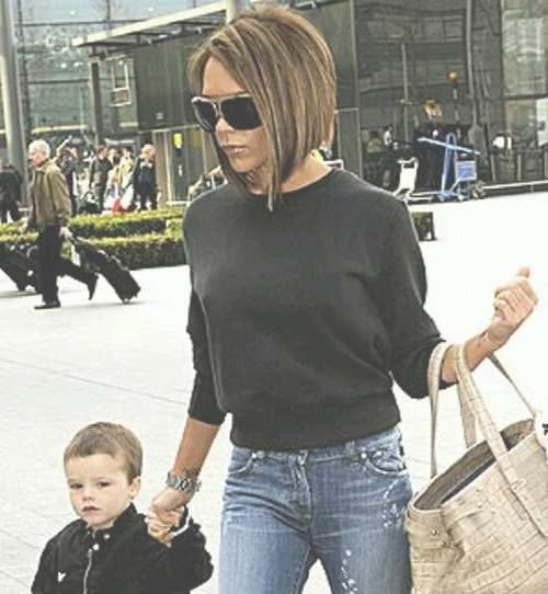 25 Chic Bob Haircuts | Bob Hairstyles 2017 – Short Hairstyles For With Most Recent Victoria Beckham Medium Haircuts (View 3 of 25)