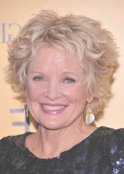 25 Easy Short Hairstyles For Older Women – Popular Haircuts With Most Popular Medium Haircuts For Seniors (View 7 of 15)