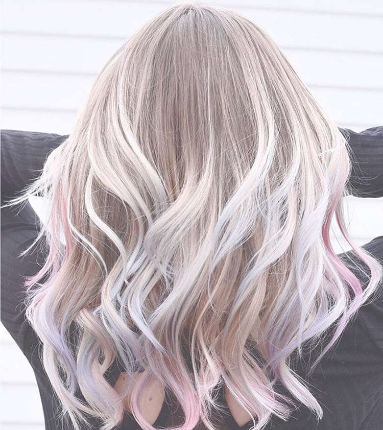 25 Exciting Medium Length Layered Haircuts – Page 2 Of 13 Regarding Most Recently Pink Medium Haircuts (View 21 of 25)