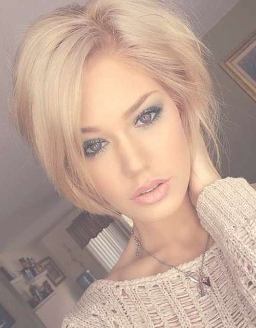 25 Girls Bob Hairstyles | Bob Hairstyles 2017 – Short Hairstyles Throughout Hairdos For Bob Haircuts (View 8 of 25)