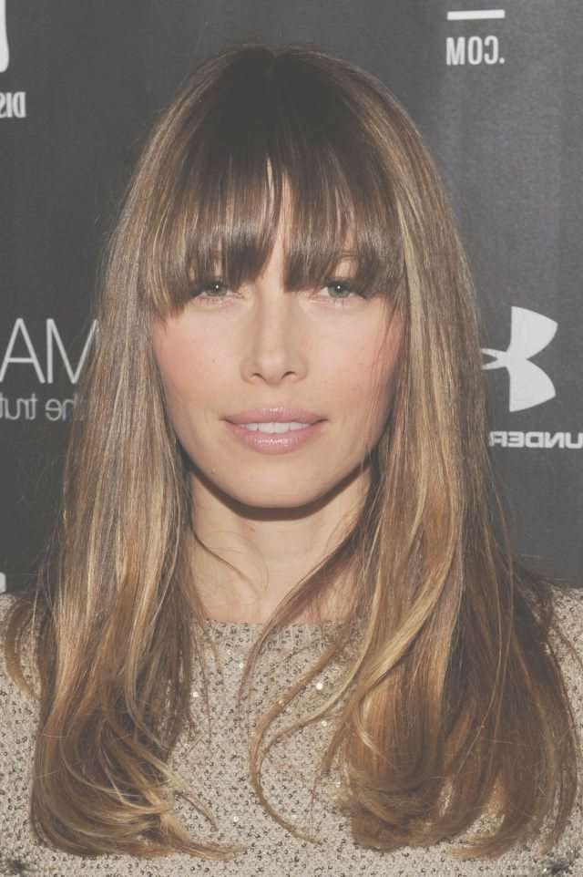 Photo Gallery of Medium Haircuts To Make You Look Younger (Showing ...