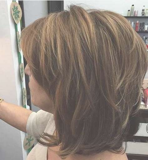 25+ Latest Short Layered Bob Haircuts | Bob Hairstyles 2015 Regarding Layered Bob Haircuts (View 15 of 25)