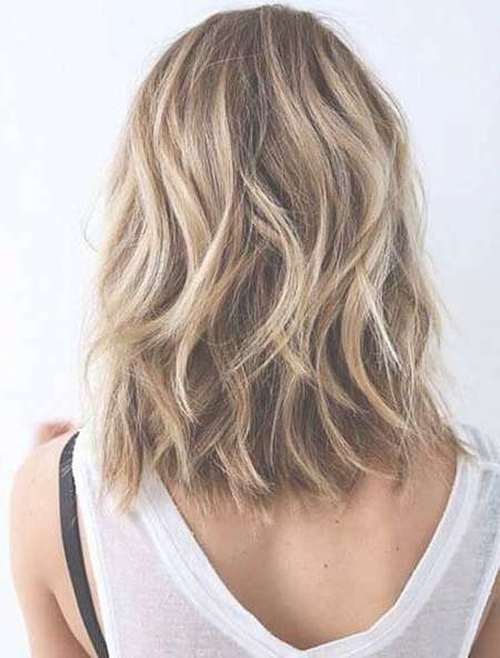 25 New Medium Balayage Shoulder Length Hair – Styles 2017 Inside Most Current Medium Hairstyles With Balayage (View 14 of 15)