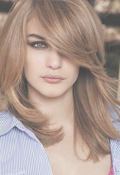 25 Popular Layered Medium Haircuts | Hairstyles & Haircuts 2016 – 2017 Pertaining To Most Current Medium Medium Hairstyles With Layers (View 1 of 25)