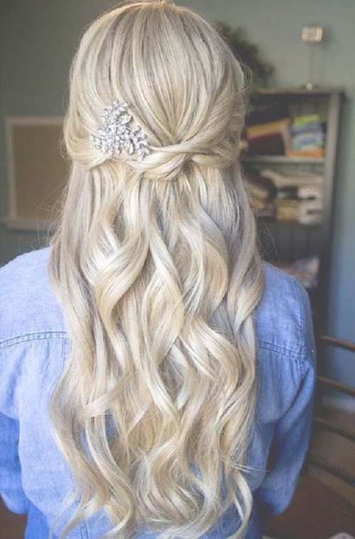 25+ Prom Hair For Long Hair   Long Hairstyles 2017 & Long Haircuts Throughout Most Popular Long Ball Hairstyles (View 19 of 25)