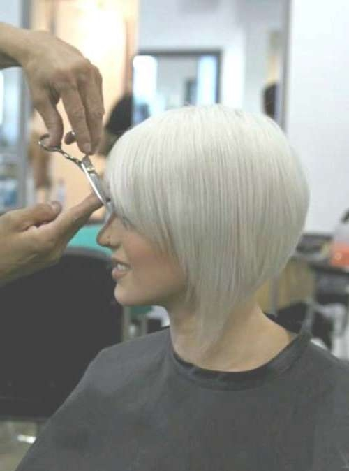 25 Short Bob Haircuts   Short Hairstyles 2016 – 2017   Most In Unique Bob Hairstyles (View 4 of 25)