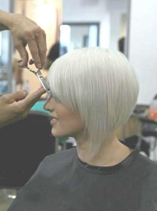 25 Short Bob Haircuts   Short Hairstyles 2016 – 2017   Most Regarding Unique Bob Haircuts (View 8 of 25)