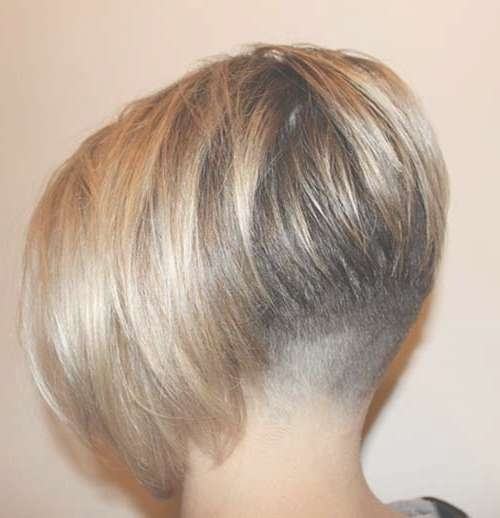 Featured Photo of Bob Haircuts Shaved In Back